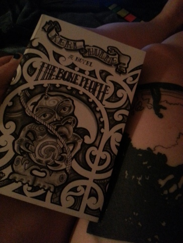 A pretty book cover next to my own book cover tattoo. It's the cover of East of Eden.